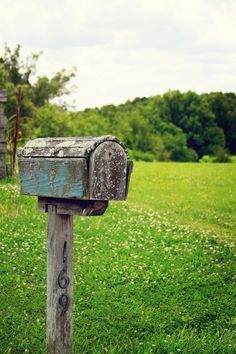 Old Mail Box, Louisville.