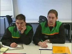 Languages at work video - Cornwallis Academy Enterprise Team (17 Nov 2008).