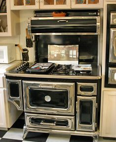 7 Best Wood Burning Kitchen Stove Images Kitchen Stove