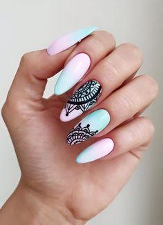 Zendoodle nails