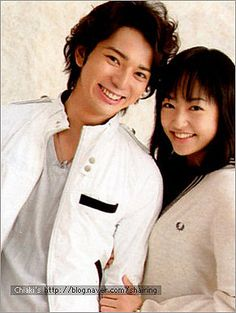 Matsumoto Jun and Inoue Mao of Hana Yori Dango live action ~ my favorite couple!