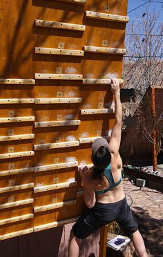 hangboard ladders -Finger Strength