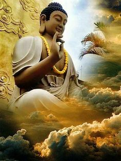 The lord Buddha Lord Buddha Wallpapers, Lord Vishnu Wallpapers, Banner Background Hd, Photo Background Images, Buddha Wall Art, Buddha Painting, Buda Wallpaper, Pagoda Temple, Baby Buddha