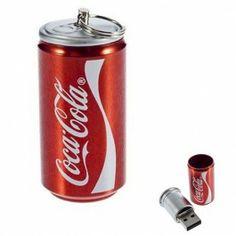 Pen Drive Coca-Cola