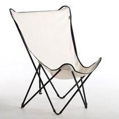 Fauteuil de jardin Lafuma AM.PM - Chaise, fauteuil, banc