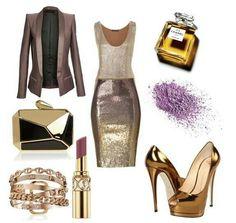 Gold & Purple Dust....