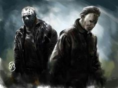 Jason Voorhees & Michael Myers
