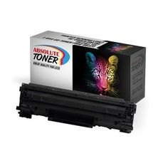 Replacing the HP CE285A black #LaserTonerCartridge with a compatible cartridge is a great option.  Produces 1,600 pages based on 5% page coverage.  Backed by our Lifetime Warranty and 100% Satisfaction Guarantee, you can see that we will stand behind our compatible products. You will find the best compatible ink cartridges & toner cartridges on our store.