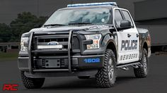 2016 Ford F-150 Police Truck Vehicle Profile