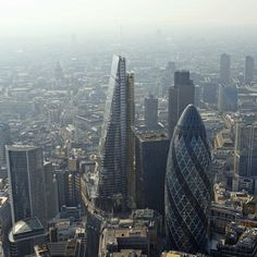 Work has restarted on the Leadenhall Building in London by architects Rogers Stirk Harbour + Partners.