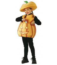 costume zucca halloween taglia unica
