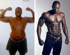 Transformation oh my stars!!