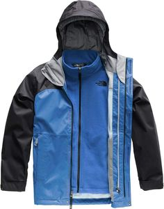 32e03402ef The North Face Vortex Triclimate Jacket - Boys
