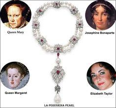 La-Peregrina-Pearl-History