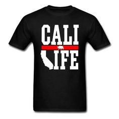 CALI Life T-Shirt | Spreadshirt | ID: 13572398