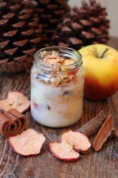 Overnight Oats: Fünf Winter-Rezepte   Projekt: Gesund leben   Clean Eating, Fitness & Entspannung