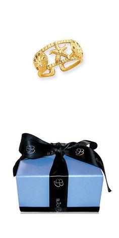 Toe Rings 140010: Seashells Toes Ring In 14 Karat Gold -> BUY IT NOW ONLY: $152.98 on eBay!