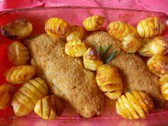 Ryba z piekarnika pieczona w panierce -Almanka w kuchni i… Sausage, Meat, Chicken, Food, Sausages, Essen, Meals, Yemek, Eten