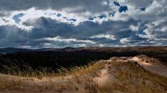 Fine Art Photography - Sleeping Bear Sand Dune Landscape -  9 x 16 photograph