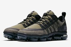 fbc48f708ee96d The Nike Vapormax Run Utility Is Releasing In Olive Green