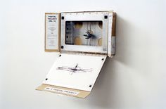 Bartlett Architecture Diary: Tim Knowles: Tree drawings - wind drawings - motion drawings. #surrazionale