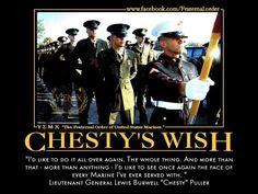 Chesty Puller American Hero!