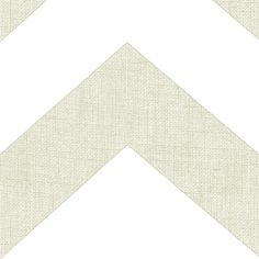 chevron burlap / white fabric by paragonstudios on Spoonflower - custom fabric