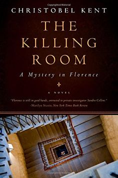 The Killing Room: A Mystery in Florence by Christobel Kent. I just discover this Detective Sandro Cellini mystery series. It joins Andrea Camilleri's Inspector Montalbano series and Martin Walker's Bruno, Chief of Police as one of my irresistible mystery favorites.