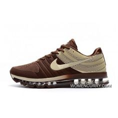 New Nike Air Max Running Shoes Sneakers Trainers Brown Beige - Release d1b0ed752