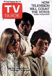 Clarence Williams III, Peggy Lipton and Michael Cole