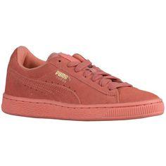 PUMA Suede Classic - Girls' Grade School - Basketball - Shoes - Desert.