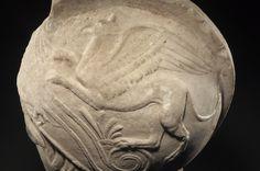 МОНУМЕНТАЛЬНАЯ ГОЛОВА Марса (Ареса), бог войны в так называемой Боргезе типа и основана на 5 веке до нашей эры оригинала Alcamenes.     1-2 века н.э. H. . 16 в (40.6 см.) Экс сэр Фрэнсис Дарвин Сашеверелл, Sydnope зал, два Эйлсбери, Matlock, Дербишир, приобретенные в 19 веке; Нью-Джерси частная коллекция. FS Дарвин написал книгу: Путешествия в Испании и на Востоке: 1808-1810 ; Кембридж: University Press, 1927. Опубликовано: Дж Айзенберг, Искусство Древнего мира , 2009, №. 12. ZJ1501C