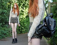Positive Tension. (by Olivia Harrison) http://lookbook.nu/look/4010326-Positive-Tension