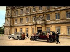 DOWNTON ABBEY (ITV) ~ Downton Abbey: The Final Episode (Season 6, Episode 9) airs in the UK on December 25, 2015. Trailer (1:10) [Video]