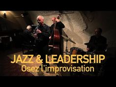 Le jazz et le leadership vont de faire.. découvrez pourquoi et osez l'improvisation ! 'Jazz et Leadership', de Frank J. Barrett aux éditions Diateino : http://www.diateino.com/fr/94-jazz-et-leadership-9782354561994.html
