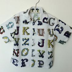 ABC as easy as 123 Button Down Shirt, Men Casual, Boys, Mens Tops, Shirts, Fashion, Baby Boys, Moda, Dress Shirt