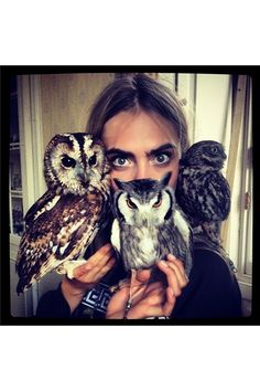 Cara Delevingne - This Week In Pictures