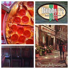 Bobby V's Italian Restaurant in Kapaa, Kauai
