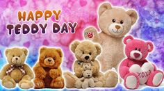 teddy day 2020 quotes images messages photos status – Teddy Day, celebrated on the of February is that day in the Valentine Week where you gift your partners with teddies. This might sound cliche but it is what most people do to celebrate the day. Teddy Day, Girlfriend Quotes, Day Wishes, Quotes Images, Quote Of The Day, Messages, Happy, February, Cards