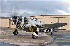 Republic P-47D Thunderbolt Uncowled | Flickr - Photo Sharing!