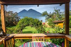 Check out this awesome listing on Airbnb: Orion's Garden Lakefront Cabins in Santa Catarina Palopó