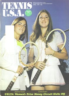 Chris Evert - Press