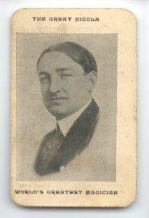 Will Nicola 1880 - 1946