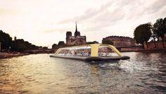 Conheça o projeto que mistura barco de turismo com academia e que utiliza a força gerada pelos marombeiros para se locomover por um dos rios mais famosos do mundo, além de proporcionar, é claro, a vista para alguns dos mais famosos cartões-postais da Cidade Luz.  #paris #france #lifestyle #fitness #europa #tech #geek #viagens #turismo #travels