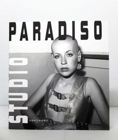 """Book Club#10: Paradiso Studio by Max Natkiel! The 80s Punk Scene of Amsterdam! """"A big source of inspiration when history is always repeating itself. It's amazing to see culture, fashion, and nightlife combined in one book, and photographed in a club I still go to today."""""""