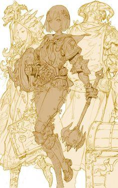 Sketch Manga, Manga Art, Manga Anime, Anime Art, Character Concept, Character Art, Concept Art, Character Illustration, Illustration Art