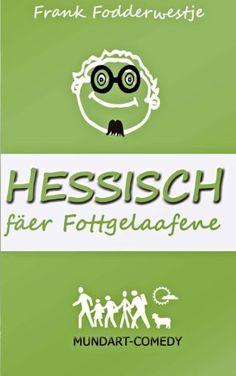 """Hessisch fäer Fottgelaafene. Frank Fodderwestje erzählt lustige Anekdoten """"zum Schmunzzele, Schebblache un Halbgabuttäerschere"""" und schreibt dabei, wie ihm die """"Schnuud"""" gewachsen ist.  Mit hessischem Charme bringt er dem Leser in 11 """"Lektionen"""" die Sprache, Lebensart und Kultur der Hessen satirisch näher.  Inklusive Wörterbuch Hessisch – Hochdeutsch und Kochrezepte aus der traditionellen hessischen Küche. Ein Leckerbissen für alle Fans hessischer Comedy."""