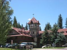 Redstone Inn, Redstone Co.