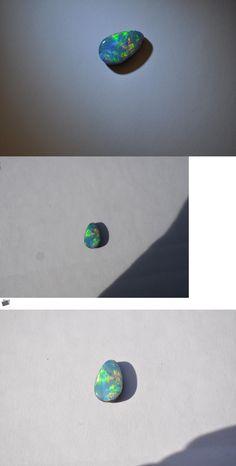 Black Opals 181110: Wonderful 2.77Carat Australian Black Boulder Opal Tear Drop 13.9 X 8.6Mm -> BUY IT NOW ONLY: $350.0 on eBay!