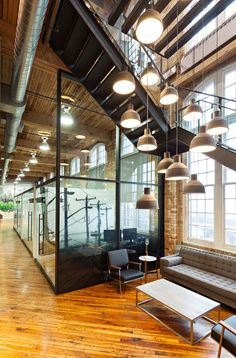 Beanfield Headquarters, Canada by II BY IV Design